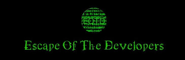 EOTD Escape of the developers Android Smartphone App