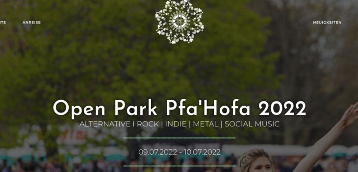 Open Park Pfa'Hofa